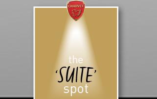 The 'Suite' Spot