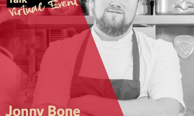 Interview with  Jonny Bone, Head Chef at Core by Clare Smyth