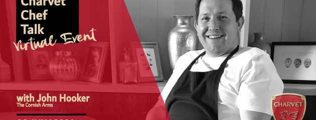 Watch the Chef Talk interview with John Hooker