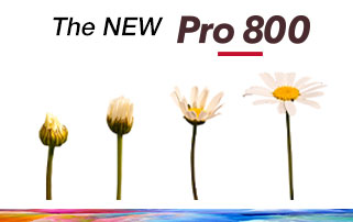 The NEW PRO800